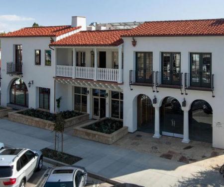 Photo of a building in Santa Barbara, CA.