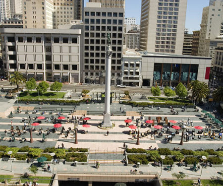 Image of Union Square San Francisco