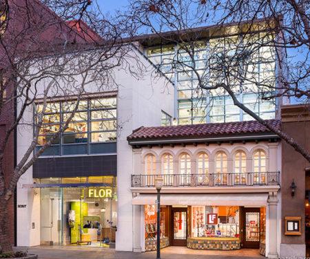 Image of a building in Palo Alto, California