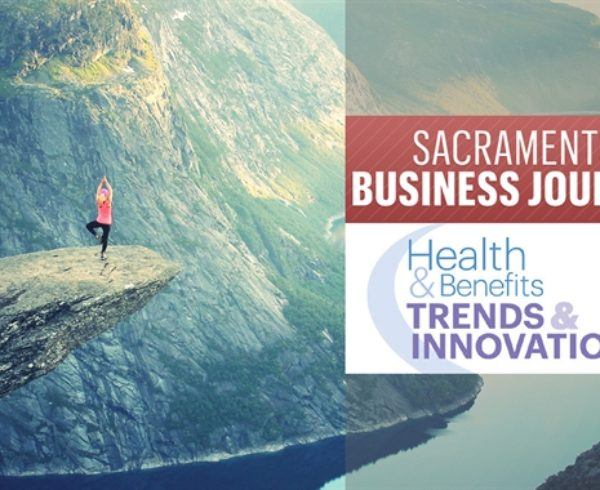 Photo of Sacramento Business Journal Health & Benefits Trends & Innovations event.
