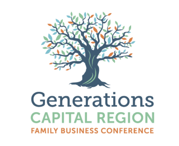 Capital Region Family Business Center Generations Conference Logo