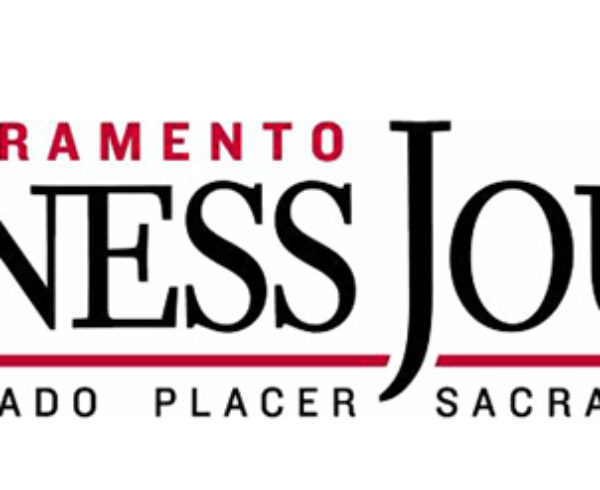 Sacramento Business Journal Masthead