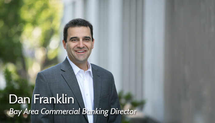 Dan Franklin, Bay Area Commercial Banking Director