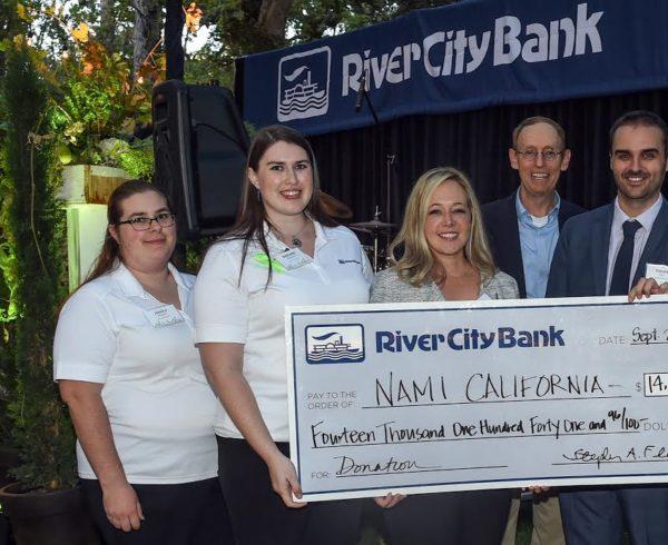 River City Bank and NAMI
