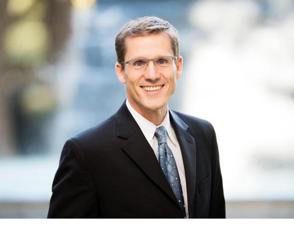 Photo of River City Bank CFO, Anker Christensen