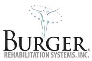 Burger Rehabilitation Logo