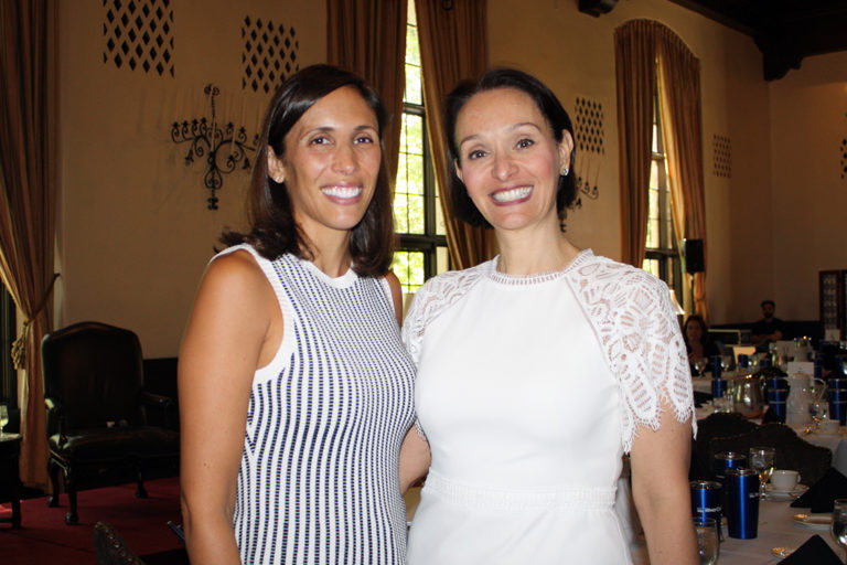 Matina Kolkotronis and Joelle Terry