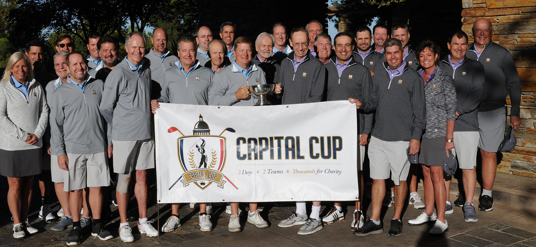 Photo of the 2018 Capital Cup Teams