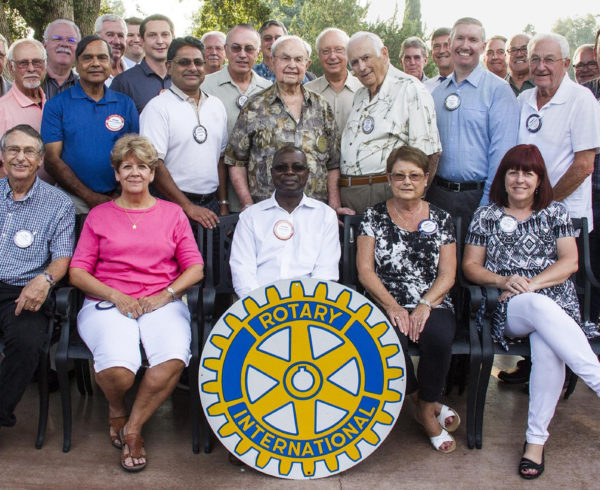 Photo of the Carmichael Rotary Club