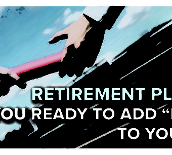 Logo for Executive Forum Event on Retirement Planning