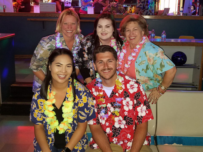 Team Cowabunga Cirby for JA Crazy Bowl 2018