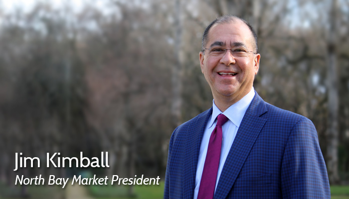 Jim Kimball, North Bay Market President