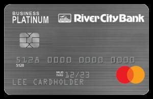 River City Bank Business Platinum Card