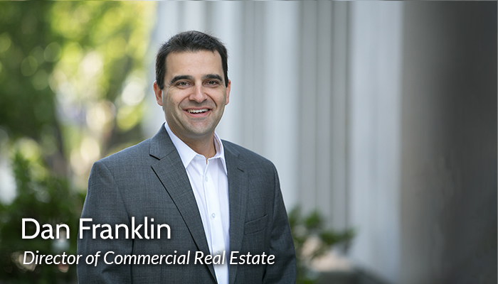 Dan Franklin, Director of Commercial Real Estate
