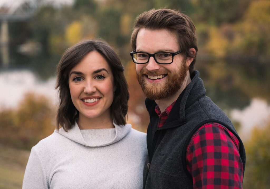 Dominick and Brenna Carlson